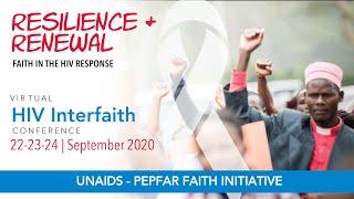 HIV Interfaith Conference - Siyahamba