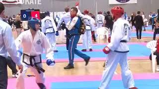 В Сочи прошёл Чемпионат и Первенство Федерации тхэквондо (ИТФ). Новости Эфкате