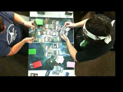 2015 STCCG World Championships - 2e Day One - Round 2 - Ting vs Nugent