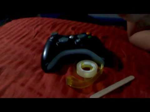 how to mod xbox 360 controller rapid fire without taking it apart