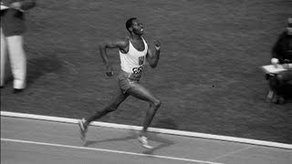 Kipchoge Keino Wins 1,500m Gold By Historic Margin - Mexico 1968 Olympics
