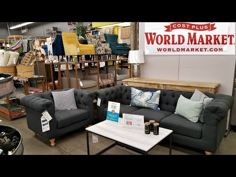 Browse With ME WORLD MARKET FURNITURE HOME DECOR UNIQUE FINDS WALK THROUGH 2018