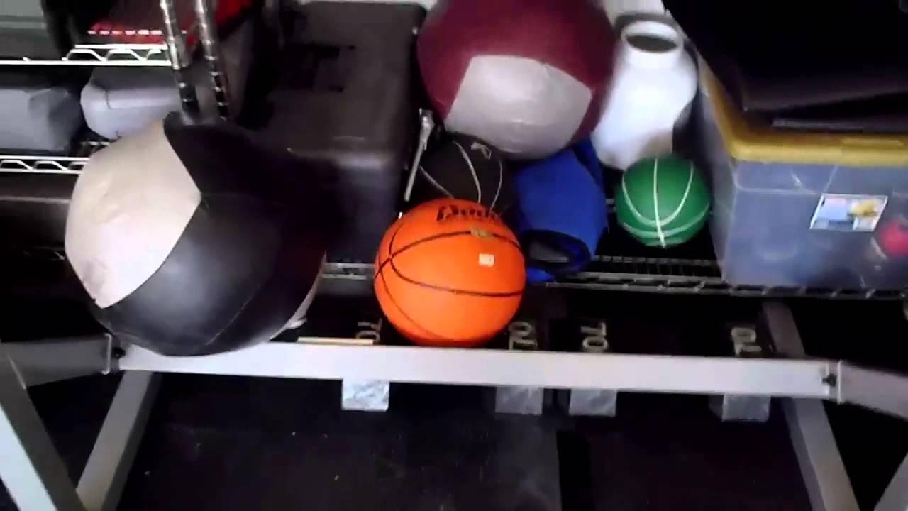 Crossfit home gym craig fletcher youtube