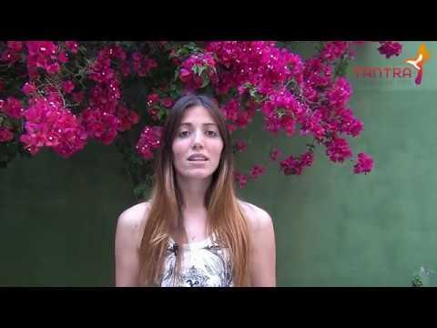 Taller de iniciación al tantra - Testimonio Anna