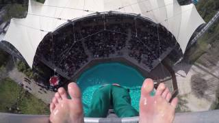 HIGH DIVING HANDSTAND BY CARLOS GIMENO