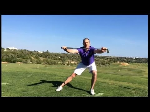 Golf Exercises: 6 Exercises For Home Or In The Gym