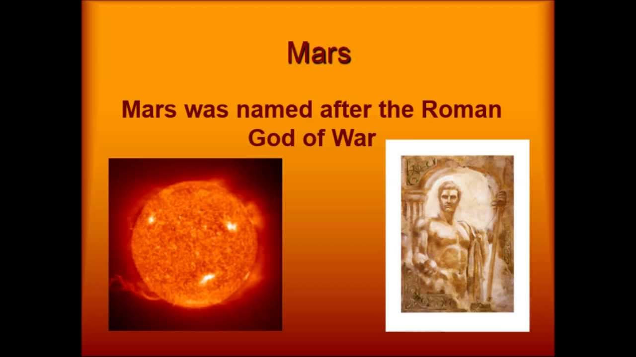 Mars Facts For Kids Video - YouTube