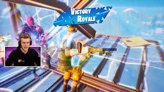 Solo Fortnite Victory Royales *LIVE*