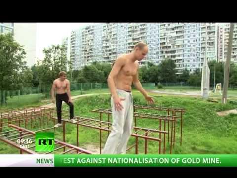 Русский Сорвиголовы-Russian Daredevils Adrenaline Rush On Top