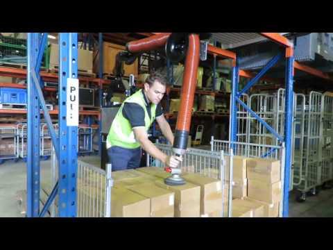 EPJ Mounted Vaculex - Materials Handling