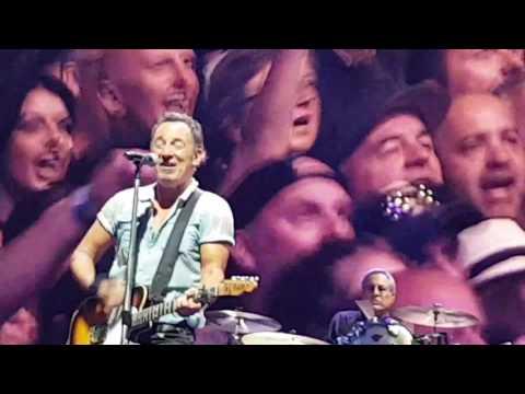 Bruce Springsteen, ESB, I'm going down , Melbourne, AAMI Park,  2017FEB04