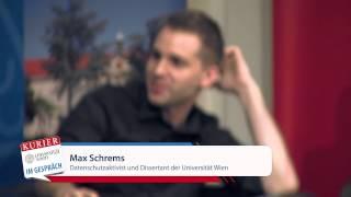 """""""Universität im Gespräch"""": Web 2.0 is watching you"""