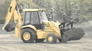 Backhoe Loader Safety