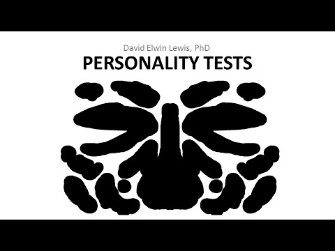 15.3 Personality Tests