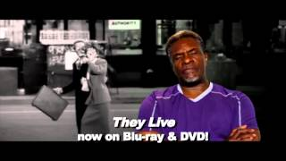They Live (1988) Keith David on Being Homeless in They Live