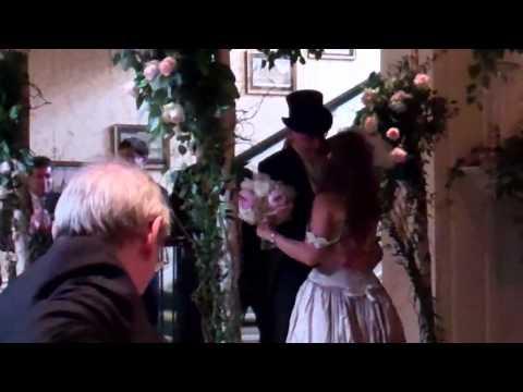 Cara + Ben   Wedding Fandango: In Sickness and In Health