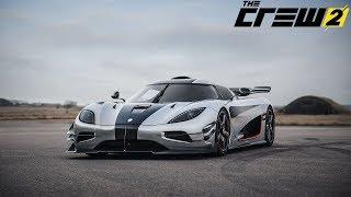 The Crew 2   Car porn   Koenigsegg Agera R   #1 🚗