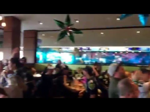 Seattle Seahawks Vs Arizona Cardinals Touchdown Celebration in CA