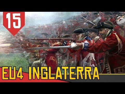 Indios Shenanigosos - Europa Universalis 4 Rule Britannia #15 [Série Gameplay Português PT-BR]