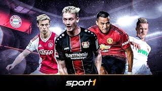 Diese Spieler könnten dem FC Bayern im Winter helfen | SPORT1