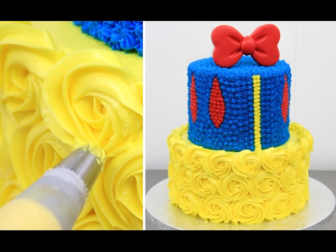 How To Make A Disney Snow White Cake Pastel Blancanieves By