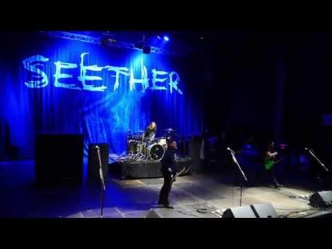 Seether - Gasoline Live at Blaj aLive 2014