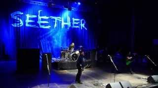 Seether - Gasoline Live at Blaj aLive 2014