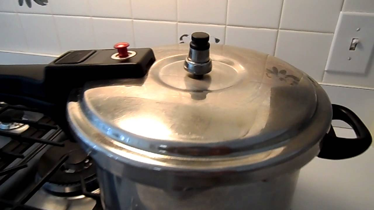 how to assemble a pressure cooker