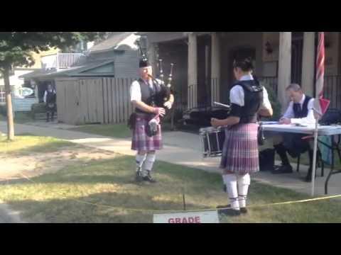 Kavan's Grad 5 Drumming Solo
