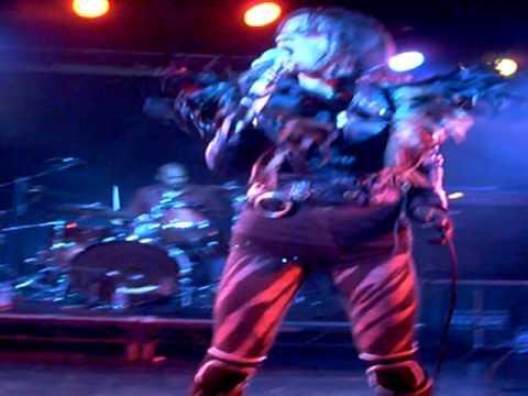 Juliette Lewis - Fantasy Bar - Live in Portsmouth December 2009