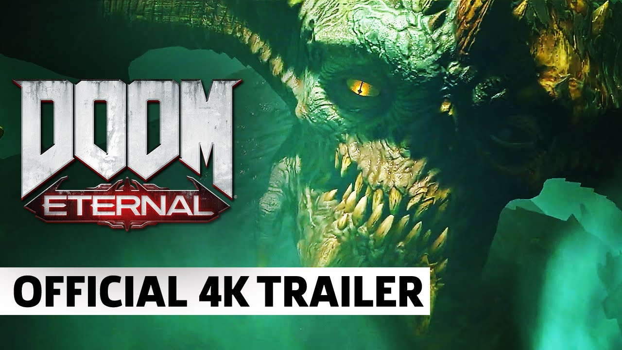 "DOOM Eternal – Official ""The Ancient Gods"" Trailer 