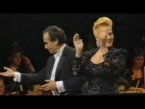 José Carreras and Friends - Brindisi - Fun performance - Ricciarelli Baltsa Raimondi