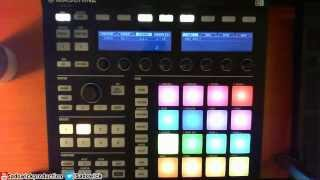 Native Instruments Maschine for The EDM Producer 02 - Sequencing & Recording Patterns