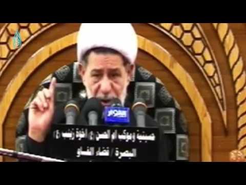قصة رجل من اليمن اوصى اولاده بعد موته يدفن في النجف قصة صاف الصفا مؤثرة جدا l الشيخ الابراهيمي