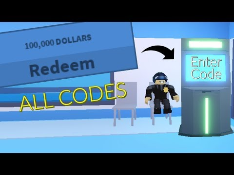 2019 ROBLOX JAILBREAK CODES & ALL ATM LOCATIONS   Roblox Jailbreak