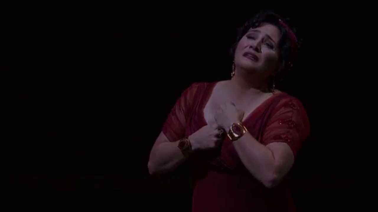 "Tosca: ""Vissi d'arte"" (Patricia Racette)"