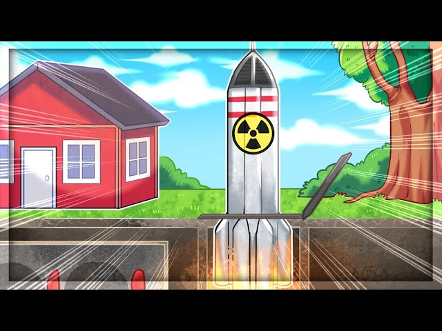 I Built A NUCLEAR MISSILE in Mr. Prepper