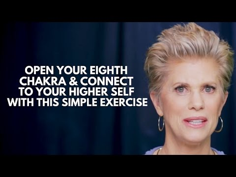 Activate Your Eighth Chakra To Increase Your Spiritual Awareness | Deborah King