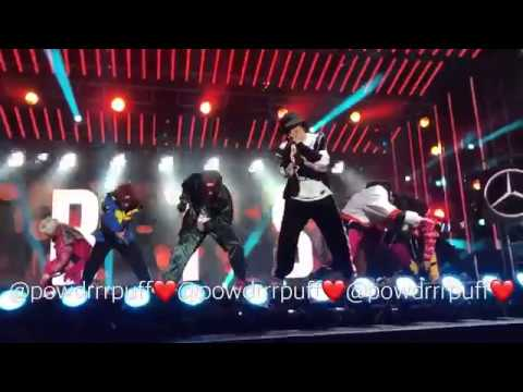 FANCAM - BTS - I Need You - Jimmy Kimmel Mini Concert - 171115