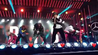 FANCAM - BTS - I Need You - Jimmy Kimmel Mini Concert - 171115 MP3