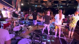 Bon Jovi - Livin' on a Prayer   Riot Jazz Brass Band Version [Live]