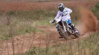 dirt action magazine   tested glenn kearney s husqvarna enduro racing fe 501