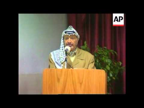 Israel/West Bank - Agreement for peace process