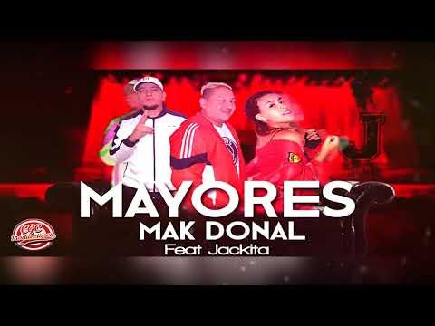 Mak Donal Ft  Jackita - Mayores (Cover Version Cumbia)