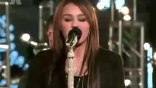 Miley Cyrus Rockin