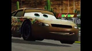 "Disney Pixar's Cars 3 Tach O' Mint Greg ""Candyman"" V2 & Next Gen (Tach O' Mint #101) Review"