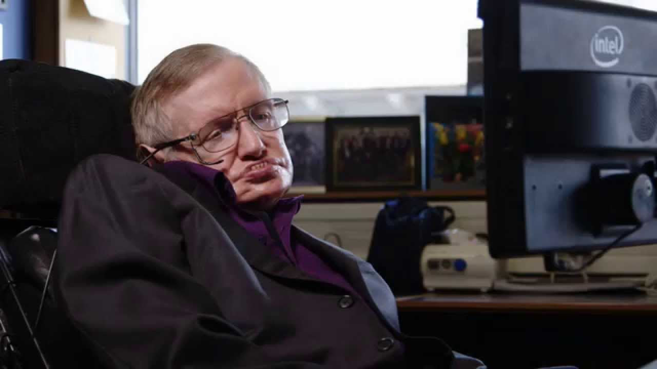 Stephen Hawking Endorses Tim Balz's Connected Wheelchair