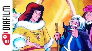 Mátyás király és a varga (A diafilmet elmeséli Cserna Antal színész)