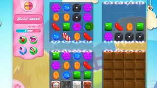 Candy Crush Saga on Facebook level 182, Game