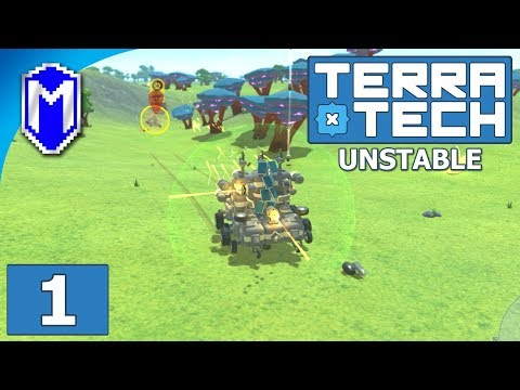 Lets Play TerraTech Season 3 Unstable Gameplay